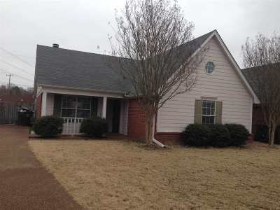 Memphis TN Single Family Home For Sale: $131,880