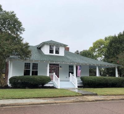 Rossville Single Family Home For Sale: 15 Second