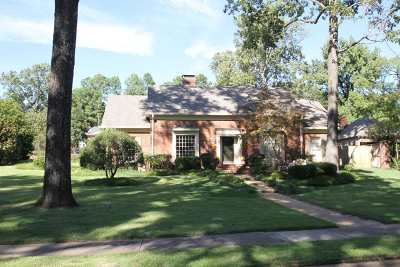Memphis Single Family Home For Sale: 6082 Wood Way