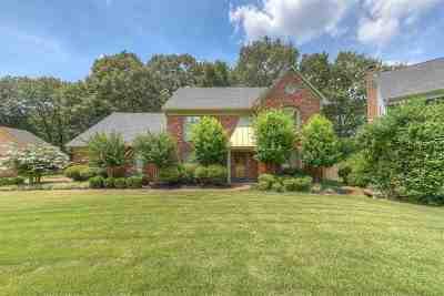 Memphis Single Family Home For Sale: 1561 Cedar Farms