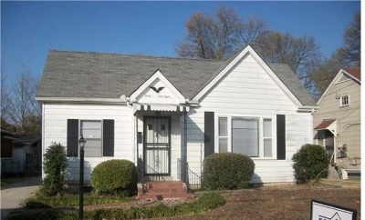 Memphis TN Single Family Home For Sale: $49,900