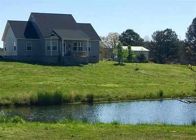 Adamsville Single Family Home For Sale: 8549 Leapwood Enville