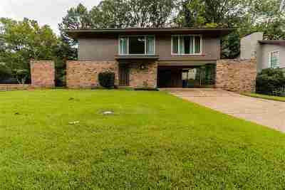 Memphis TN Single Family Home For Sale: $268,000