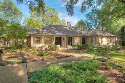 Memphis Single Family Home For Sale: 4220 Belle Meade