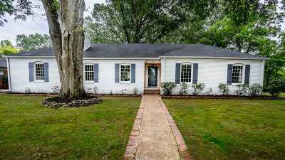 Memphis Single Family Home For Sale: 4 N Fernway