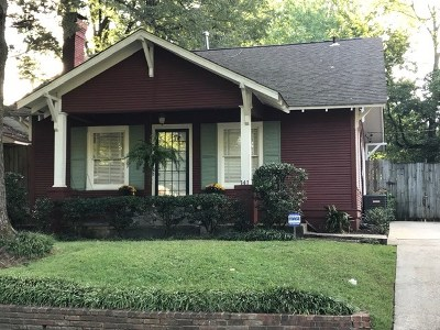 Memphis Single Family Home For Sale: 141 S Humes