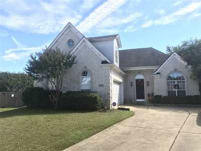 Cordova TN Single Family Home For Sale: $184,000