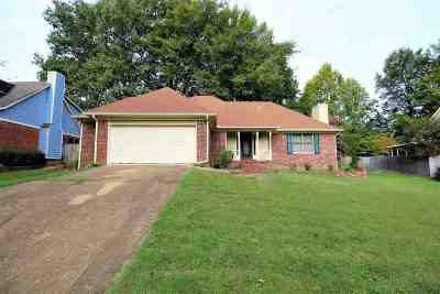 Collierville TN Single Family Home For Sale: $229,900