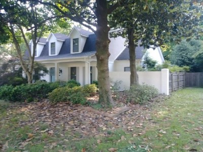 Memphis Single Family Home For Sale: 608 Harwood