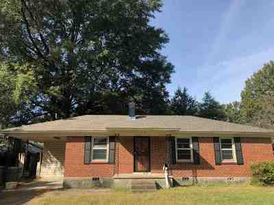 Memphis TN Condo/Townhouse For Sale: $63,500