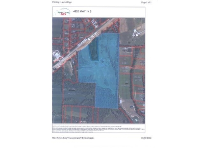 Residential Lots & Land For Sale: 4820 Hwy 14