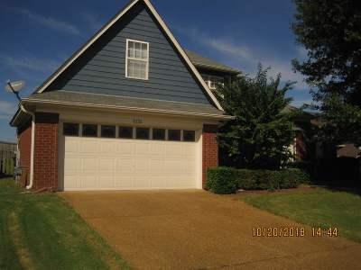Bartlett Single Family Home For Sale: 8222 Buckhead