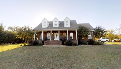 Savannah Single Family Home For Sale: 10 Falls Acres