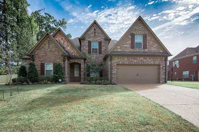 Bartlett Single Family Home For Sale: 5172 Forest Oasis