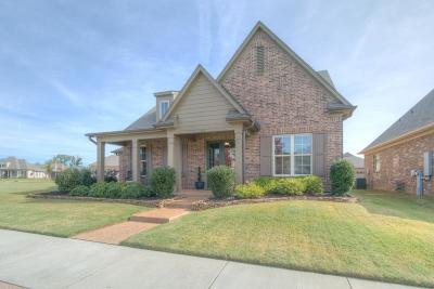 Collierville Single Family Home For Sale: 372 Augusta Pines