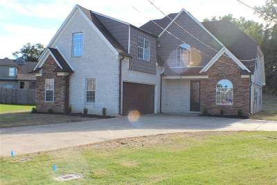 Munford Single Family Home For Sale: 257 Hackberry