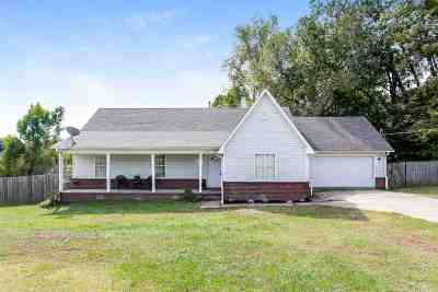 Munford Single Family Home For Sale: 371 Rae