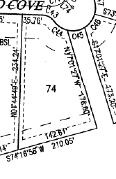 Piperton Residential Lots & Land For Sale: 80 Ballard