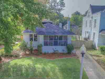 Single Family Home Sold: 1591 Eastmoreland