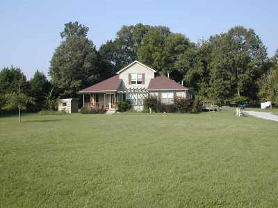 Atoka Single Family Home For Sale: 383 Massey