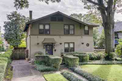 Memphis Single Family Home For Sale: 2355 S Strathmore