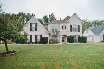 Arlington Single Family Home Contingent: 5447 Cayley Ridge