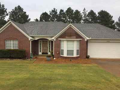 Collierville Single Family Home Contingent: 1510 Wolf Ridge