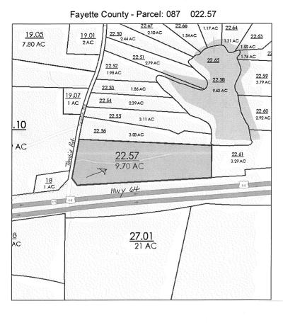 Residential Lots & Land For Sale: Hwy 64 & Tomlin