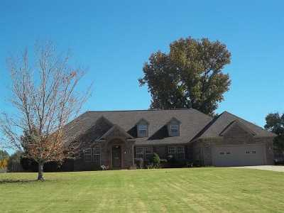 Atoka Single Family Home Contingent: 74 Clydesgate