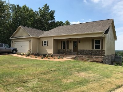 Counce Single Family Home For Sale: 70 Awesome View