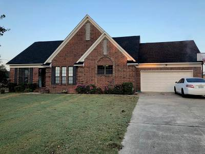 Atoka Single Family Home For Sale: 151 Edith