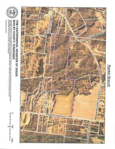 Millington Residential Lots & Land For Sale: Rankin Branch