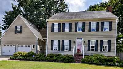 Collierville Single Family Home For Sale: 263 Glen Echo