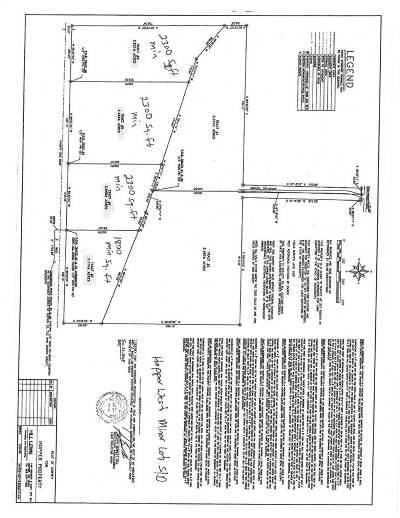 Hernando Residential Lots & Land For Sale: 4 County Line