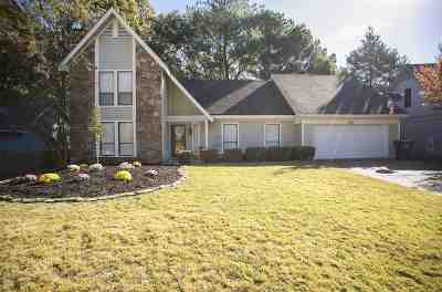 Lakeland Single Family Home For Sale: 3020 Hepplewhite