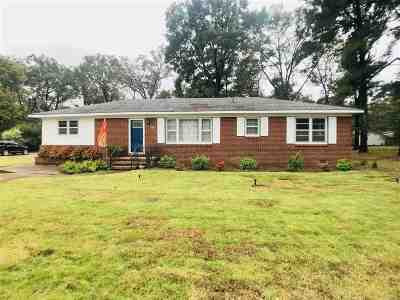 Savannah Single Family Home For Sale: 36 Bunn
