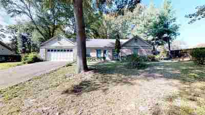 Unincorporated TN Single Family Home For Sale: $135,000