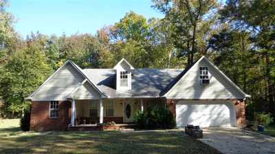 Atoka Single Family Home For Sale: 407 Rosiland
