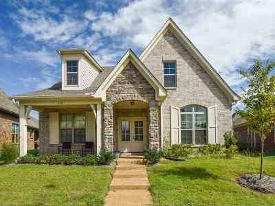 Collierville Single Family Home Contingent: 374 Dogwood Valley