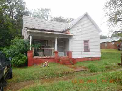 Florence AL Single Family Home For Sale: $21,900