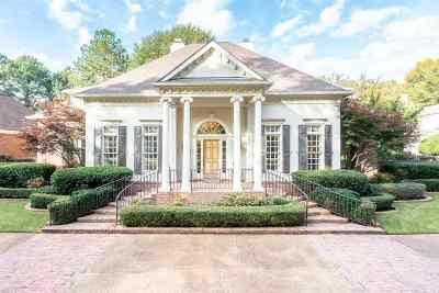 Memphis Single Family Home For Sale: 3425 Pinebrake
