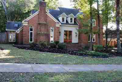 Germantown TN Single Family Home For Sale: $479,900