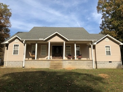 Savannah Single Family Home For Sale: 4065 County Home