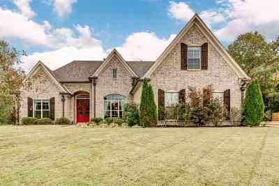 Bartlett Single Family Home Contingent: 4916 Bourne Hollow