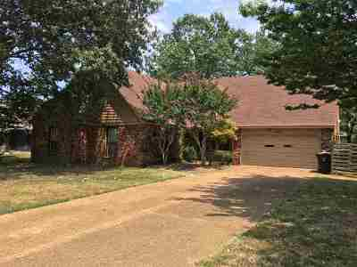 Collierville Rental For Rent: 678 Silverman