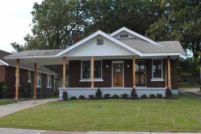 Single Family Home For Sale: 903 N Belvedere