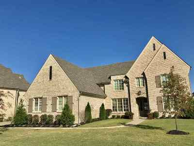 Collierville Single Family Home For Sale: 1674 Preakness Run