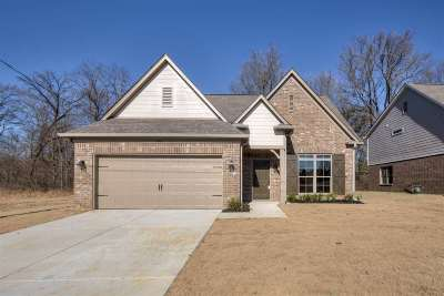 Munford Single Family Home For Sale: 206 Blackhawk
