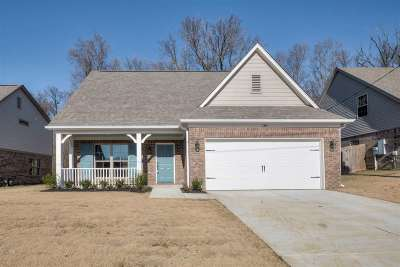 Munford Single Family Home For Sale: 184 Blackhawk