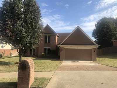 Bartlett Single Family Home For Sale: 4124 Meadow Field